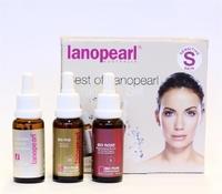 "Набор сывороток для зрелой кожи ""Best of Lanopearl Serum Gift Set"""