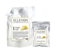 """Альгинатная маска с золотом (гель+коллаген) Ellevon """"Ellevon Gold Modeling Mask"""""""